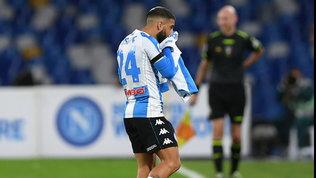 Insigne,il ritorno alla punizione-gol nella notte tutta per Maradona