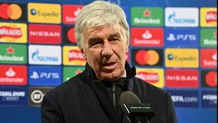 """Gasp: """"Speriamo di arrivare all'Ajax con due risultati disponibili"""""""