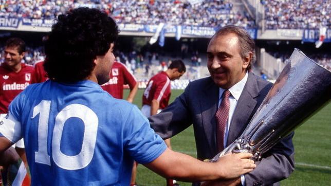 """Ferlaino shock: """"Se Pessotto avesse giocato a Napoli non avrebbe tentato il suicidio"""""""