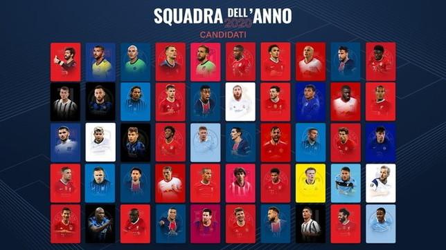 Squadra Uefa 2020: CR7, Lukakue Immobile sfidano Lewandowski e Haaland