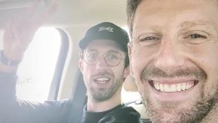 Grosjean ha lasciato l'ospedale: spera di correre l'ultimo GP ad Abu Dhabi