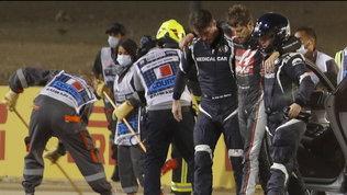 """Grosjean: """"Non sono più lo stesso. Ho visto la morte da troppo vicino"""""""