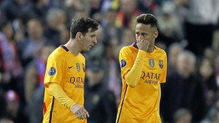 """Neymar allo scoperto: """"Voglio giocare di nuovo con Messi. L'anno prossimo..."""""""