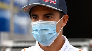 Marquez, terzo intervento al braccio infortunato: otto ore sotto i ferri