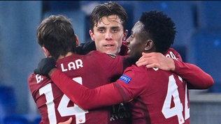 Calafiori gol al debutto in Europa: Roma, è nata una stella?