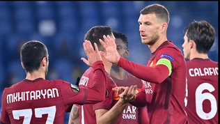 Mayoral e Dzeko blindano il primato, Young Boys ko all'Olimpico