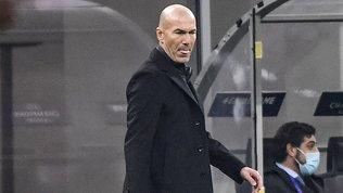 """Zidane in bilico: """"Non sono intoccabile, ma sento la fiducia del club"""""""