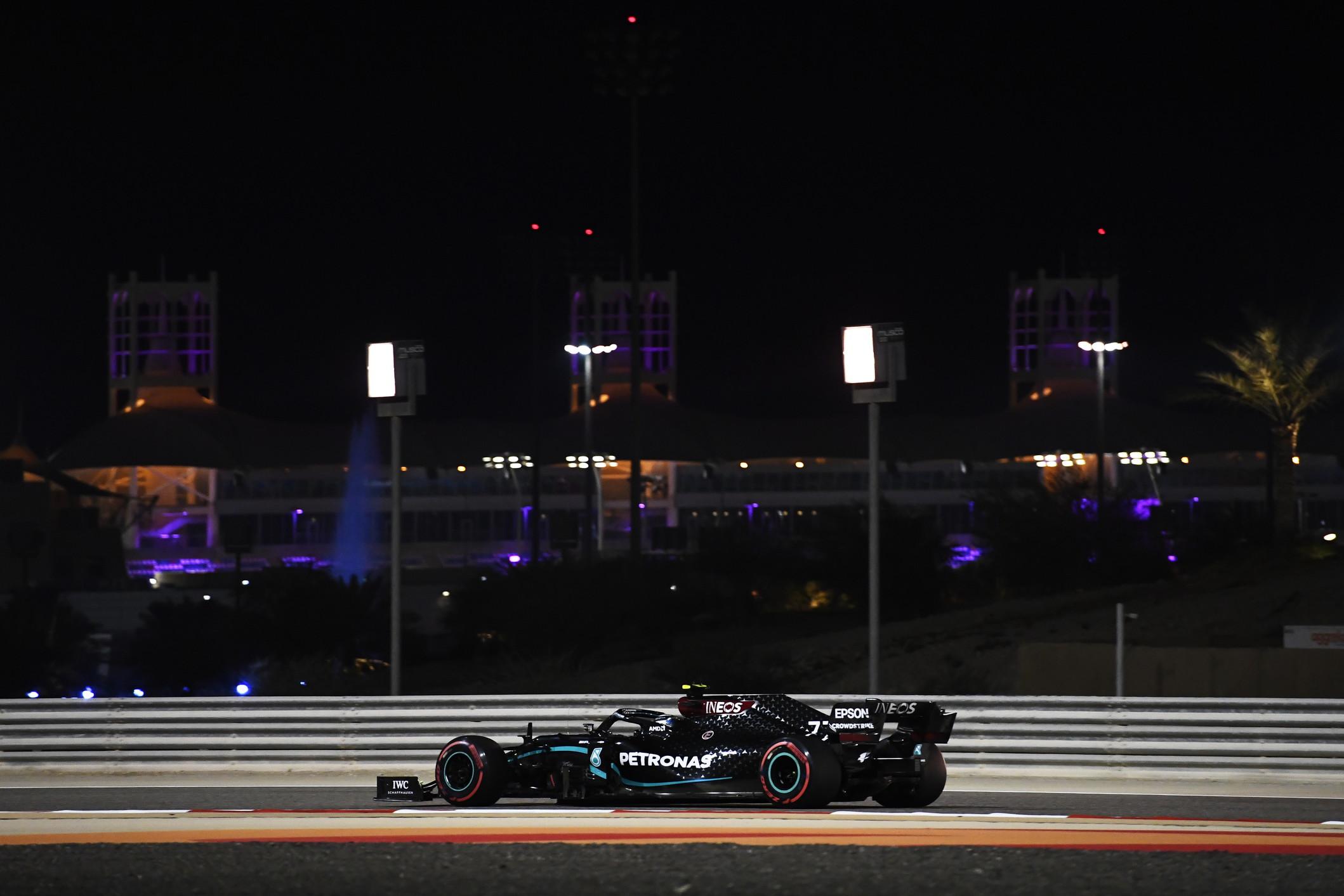 Il finlandese conquista la quinta pole stagionale, per George Russell prima volta in prima fila in carriera in Formula Uno<br /><br />