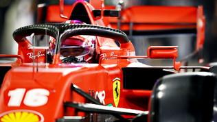 """Leclercci crede: """"Giornata positiva"""". Amaro in bocca per Vettel"""