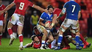 L'Italia crolla sul più bello e chiude al 6º posto: il Galles vince 38-18