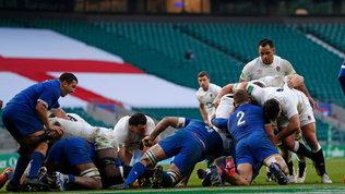 Inghilterra-Francia, gli scatti della finale di Twickenham