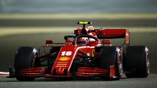 """Leclerc: """"Colpa mia,ingannato da dal movimento di Perez"""""""