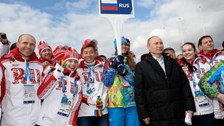 Putin, lo sport e madre Russia