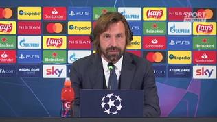 """Pirlo verso la grande sfida: """"Possiamo arrivare primi. Buffon potrebbe giocare"""""""