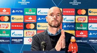 """Ten Hag carica l'Ajax: """"Atalanta incredibile, ma vogliamo gli ottavi"""""""