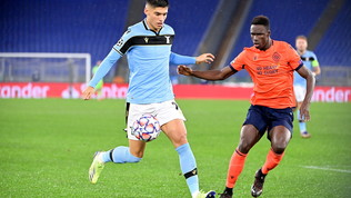 Lazio-Bruges: la fotogallery del match