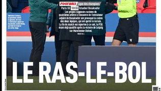 """""""Siamo stufi"""", condanna unanime per i fatti di Parigi: nuovi arbitri per Psg-Basaksehir"""