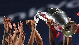 Le magnifiche 16 d'Europa agli ottavi: rischio Bayern per Lazio e Dea