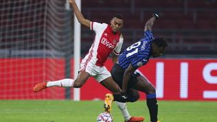 Ajax-Atalanta, le immagini del match