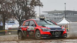 """La prima volta di Morbidelli in un rally mondiale: """"Monza? Una figata"""""""