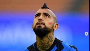 """En plein europeo fallito, Vidal ricompatta l'Inter: """"Tutta per lo scudetto"""""""