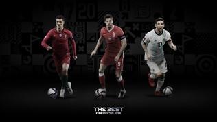 Fifa The Best 2020: Lewandowski sfida Cristiano Ronaldo e Messi