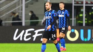 Ripartenza Inter: Conte può (ri)lanciare Eriksen, cambiano gli esterni