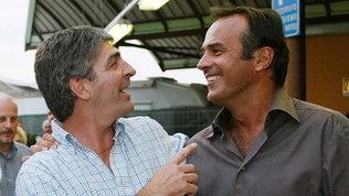 """Cabrinicommosso: """"Paolo, amico e fratello. Non ti lascio andare, restaci vicino"""""""