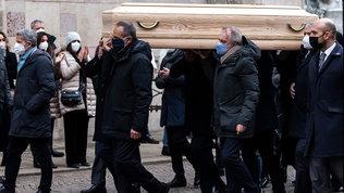 Paolo Rossi, i funerali al Duomo di Vicenza