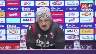 "Bologna, Mihajlovic: ""Mai battuto una big? Ci sarà una prima volta"""