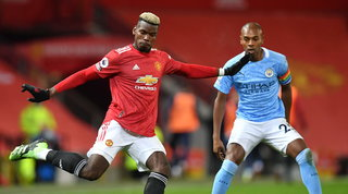 Pari senza gol tra United e City, il Chelseava ko con l'Everton