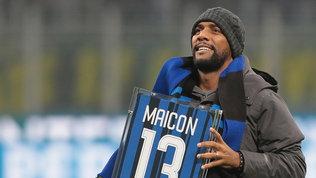 Maicon torna in Italia: a 39 anni giocherà in Serie D con il Sona