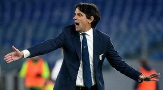"""Inzaghi: """"Due gol fatti da soli""""   Juric: """"Battuta una Lazio stanca"""""""