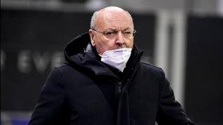 """Marotta: """"Siamo delusi, ma niente obbligo di scudetto per Conte"""""""