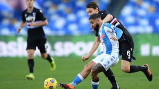 "Allo ""Stadio Maradona"" la sfida tra Gattuso e Ranieri."