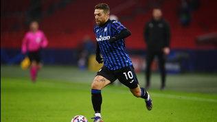 Atalanta-Gomez, addio già a gennaio: Milan e Inter stanno alla finestra
