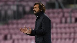 """Pirlo: """"Porto? C'è tempo.Ora testa all'Atalanta, squadra top"""""""