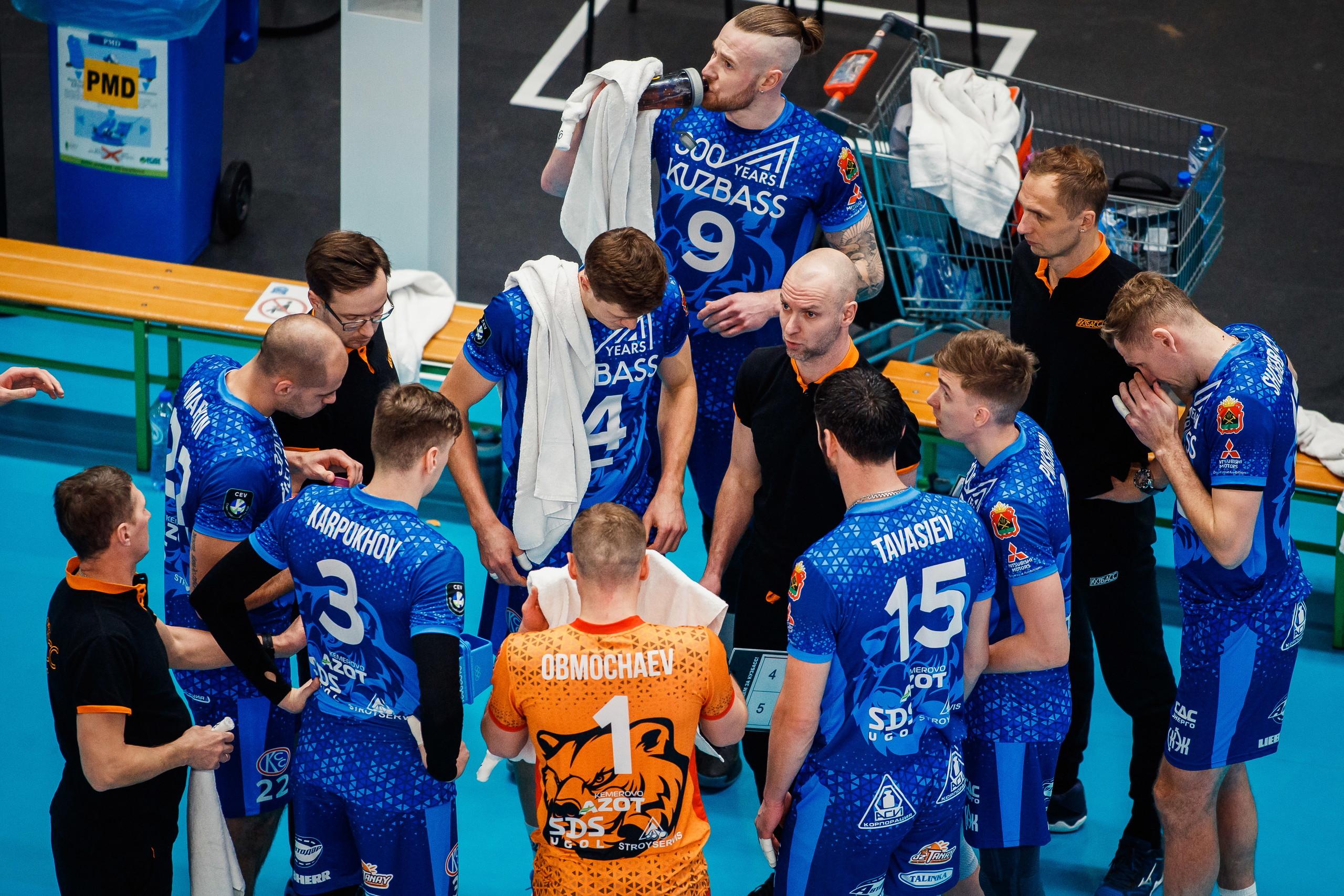 Una partita speciale quella di Ivan Zaytsev, che con il Kuzbass Kemerovo ha affrontato in Champions League la sua ex-squadra, la Leo Shoes Modena di cui è stato anche il capitano.