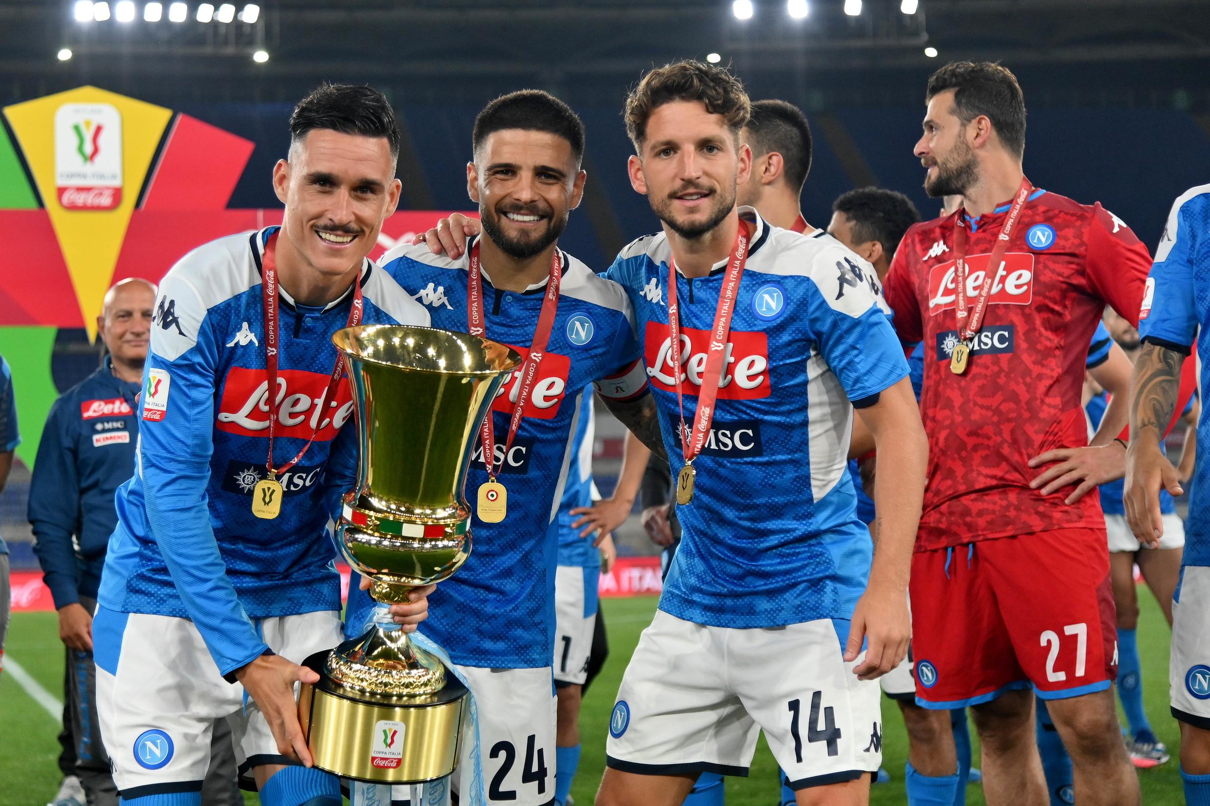 Calcio, Coppa Italia: Napoli