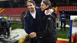 Benevento-Lazio, le immagini del match