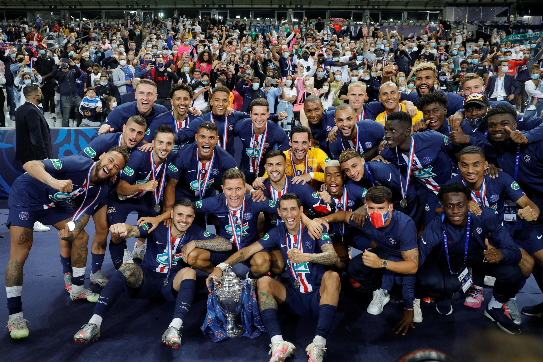 Calcio, Francia: Ligue 1-PSG; Coppa di Francia: PSG; Coppa di Lega francese: PSG; Supercoppa francese: PSG