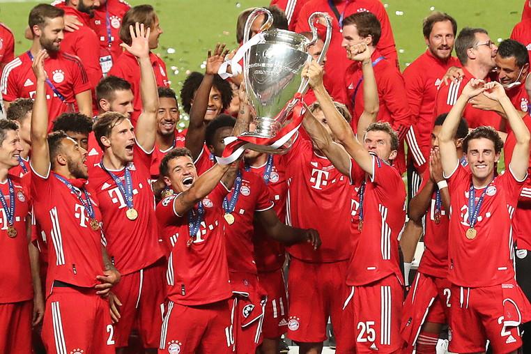 Calcio, Champions League: Bayern Monaco