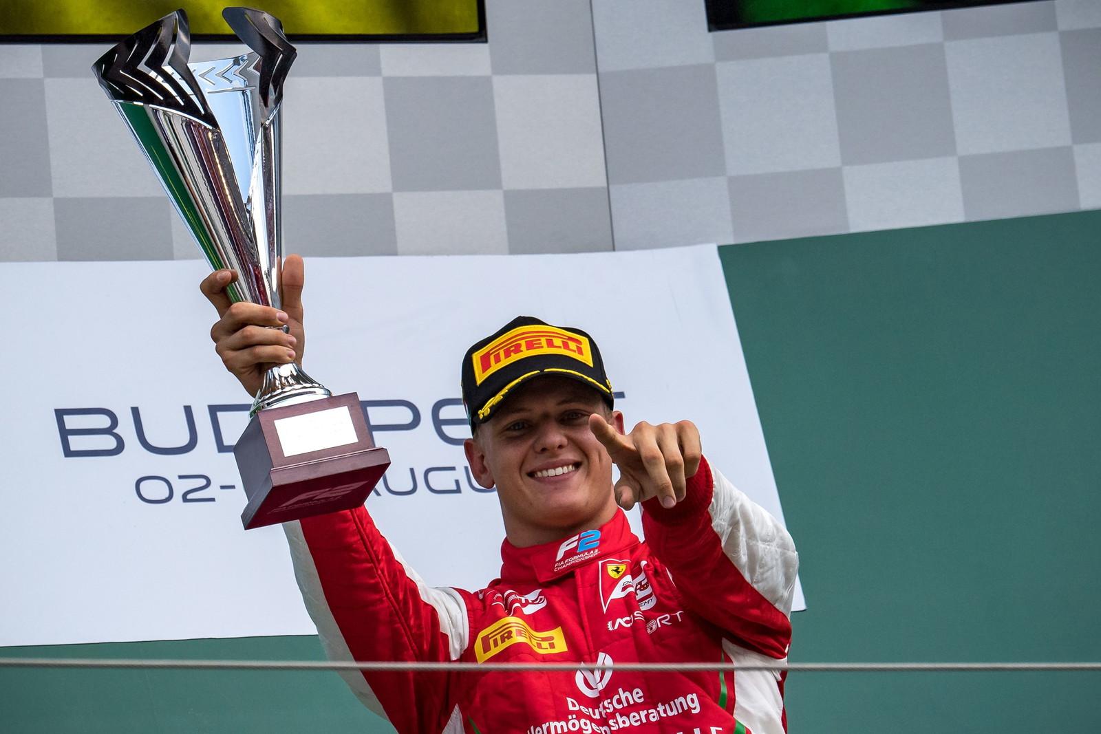 Motori, Formula 2: Mick Schumacher