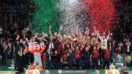 Basket, Coppa Italia: Venezia