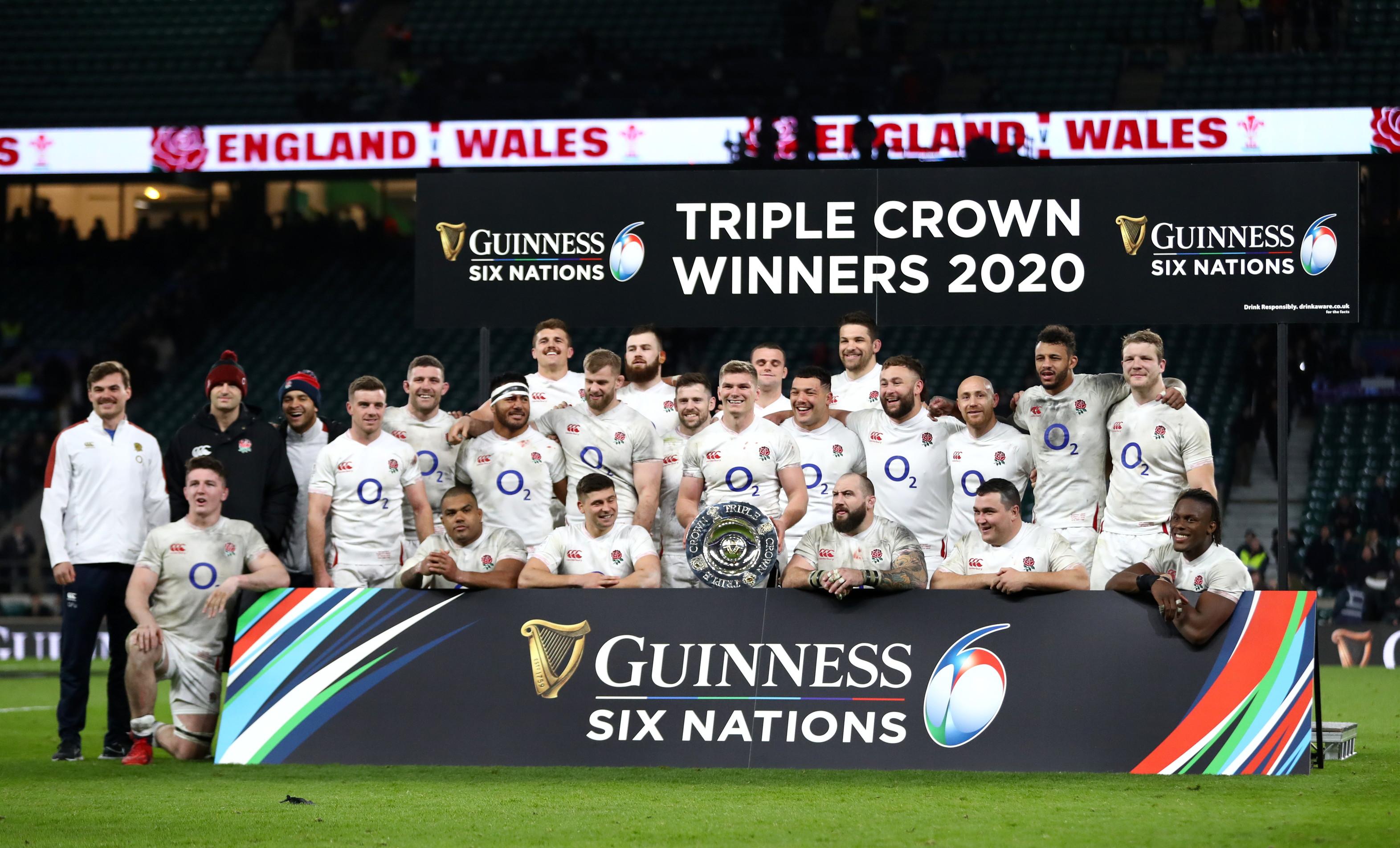 Rugby, Sei Nazioni: Inghilterra