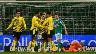 Il Dortmund si rialza, pari per M'Gladbach e Union Berlino