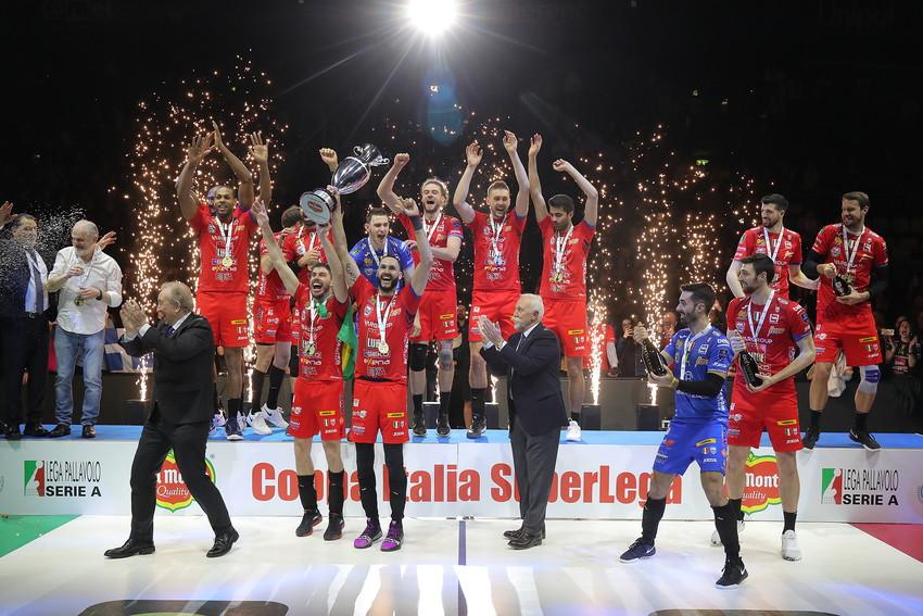 Volley, Coppa Italia uomini: Civitanova