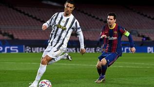 """Ronaldo e il DreamTeam: """"Io, Messi e CR7 insieme? Poveri difensori..."""""""