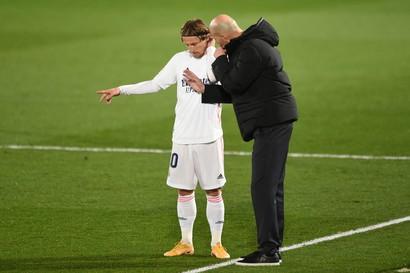 LUKA MODRIC (Real Madrid, 35 anni, 10 milioni)