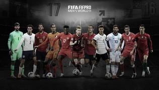 La Fifa ha premiato con una cerimonia online il meglio del calcio del 2020.